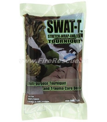 SWAT-T TACTICAL TOURIQUET - BLACK