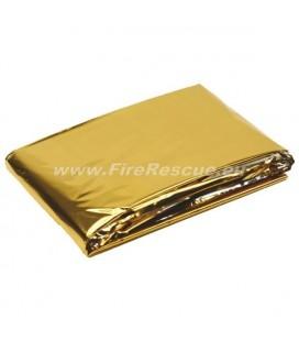 RESCUE ASTRO FOIL, GOLD / SILVER