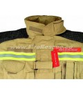 """TEE-UU BEND MIT VELCRO - NO NAME, """"REMOVE BEFORE FIREFIGHT"""""""